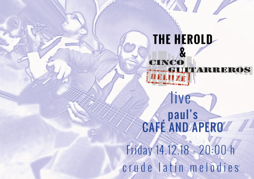 paul's café and apéro 2018